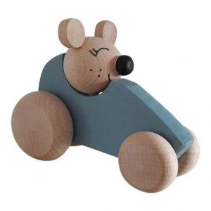 Auto met muis