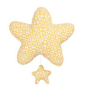 Trixie muziekmobiel ster