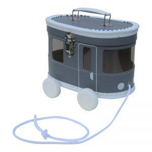 Speelkoffertje ''Tram''